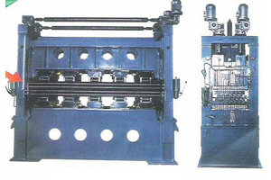6-Hi Leveler and Cut-to-Length Line